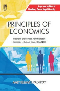 Principles Of Economics (CCS University)