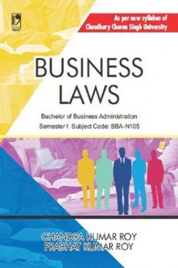 Business Laws (CCS University)