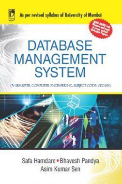 Database Management System (For Computer Engineering, University Of Mumbai)
