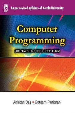Computer Programming (For Kerala University)