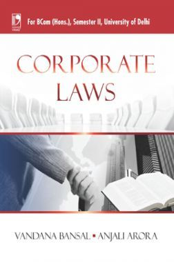 Corporate Law For B.Com (Sem-2, Delhi University)