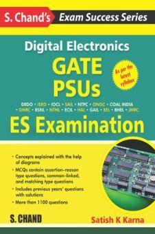 Digital Electronics - GATE, PSUS And ES Examination
