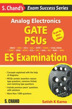 Analog Electronics - GATE, PSUS And ES Examination