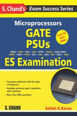 Microprocessors - GATE, PSUS And ES Examination