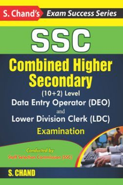 SSC Combined Higher Secondary (10+2) Level Data Entry Operator And Lower Division Clerk