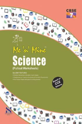 Me n Mine-Science For CBSC  Class 7
