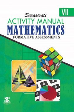 Mathematics Activity Manuals with Notebook For Class VII