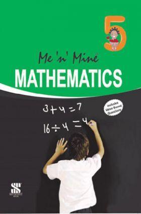 Me n Mine Mathematics For Class 5