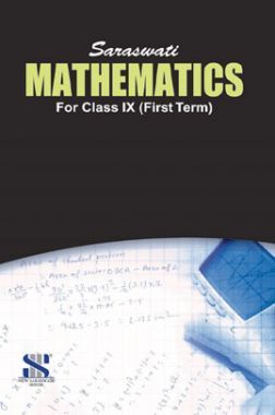 Saraswati Mathematics -Term-1 For Class IX