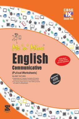 Me n Mine-English Communicative -Term-2 For Class IX