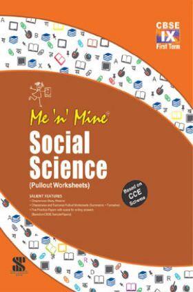 Me n Mine-Social Science-Term-1 For Class IX