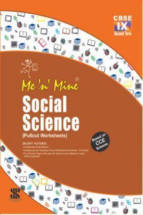 Me n Mine-Social Science-Term-2 For Class IX