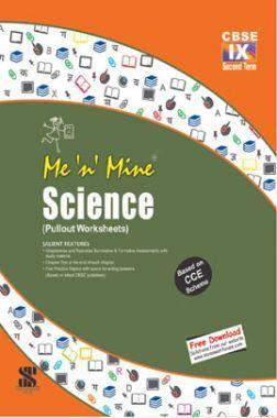 Me n Mine-Science-Term-2 For Class IX