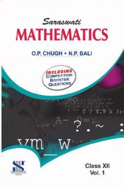 Mathematics Volume-I For Class-XII