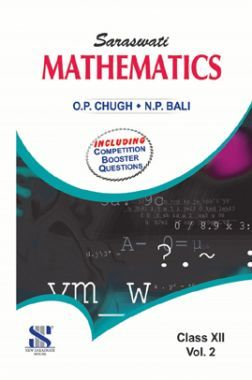 Mathematics Volume-II For Class-XII