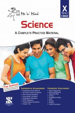 Me N Mine Science First Term For Class-X CBSE
