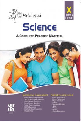 Me N Mine Science Second Term For Class-X CBSE