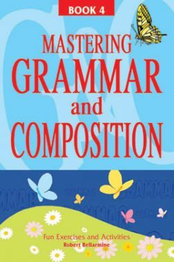 Mastering Grammar And Composition Book-IV