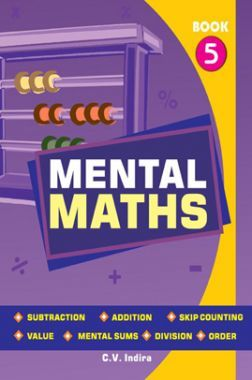Mental Maths Book-V