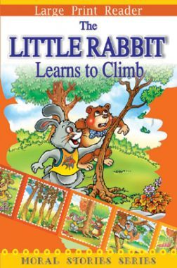The Little Rabbit Learns To Climbs