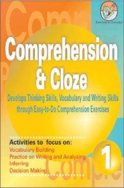Comprehension & Cloze - 1