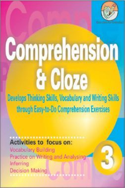 Comprehension & Cloze - 3