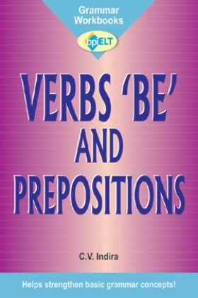 Verbs 'Be' And Prepositions Grammar Workbooks