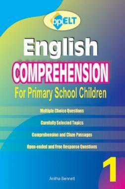 English Comprehension - 1