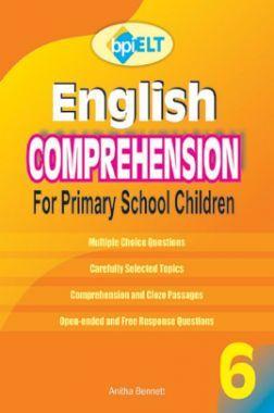 English Comprehension - 6