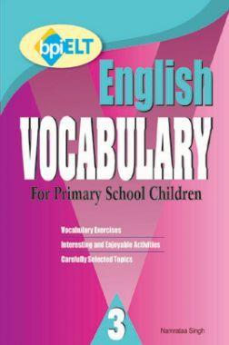 English Vocabulary - 3