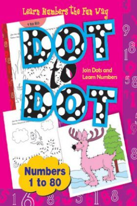 Dot To Dot Numbers 1 To 80