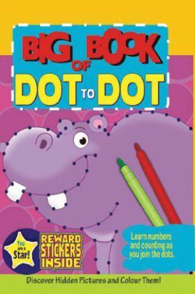 Big Book Of Dot To Dot