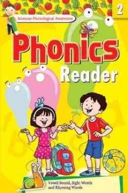 Phonics Reader - 2