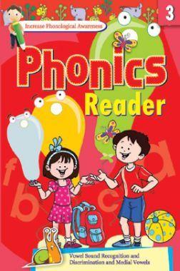 Phonics Reader - 3