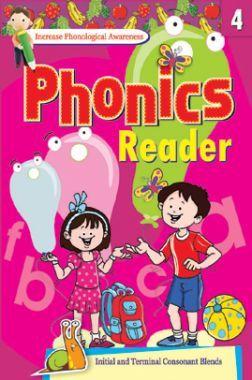 Phonics Reader - 4
