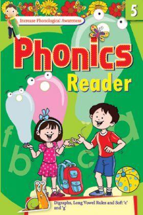 Phonics Reader - 5