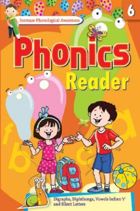 Phonics Reader - 6