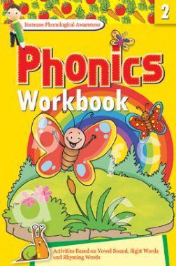 Phonics Workbook - 2