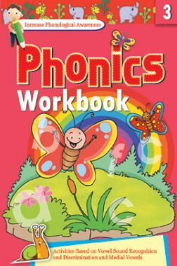Phonics Workbook - 3