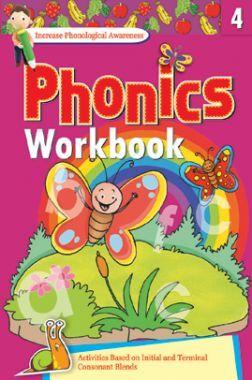 Phonics Workbook - 4