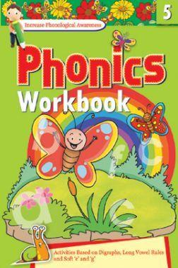 Phonics Workbook - 5
