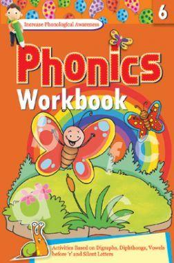 Phonics Workbook - 6