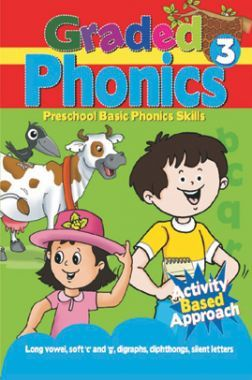 Graded Phonics - 3