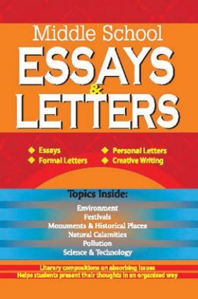 Middle School Essays & Letters