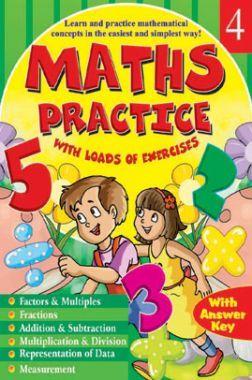 Maths Practice Class 4