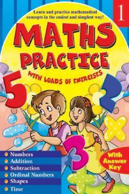 Maths Practice Class 1