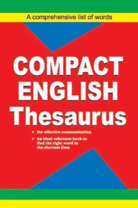 Compact English Thesaurus