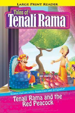 Tenali Rama And The Red Peacock