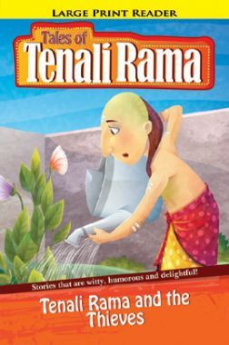 Tenali Rama And The Thieves