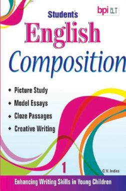 Student's English Composition Book - 1